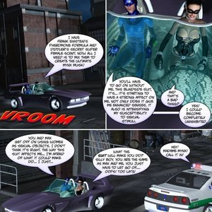 Musk of the Mynx - Issue 1-21 PornComix HIP Comix 136