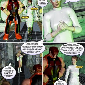 Musk of the Mynx - Issue 1-21 PornComix HIP Comix 142