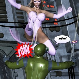 Musk of the Mynx - Issue 1-21 PornComix HIP Comix 149