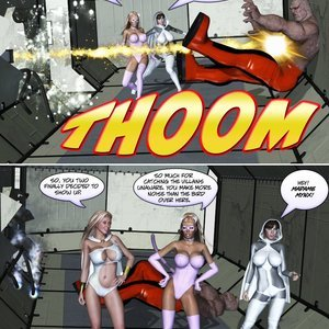 Musk of the Mynx - Issue 1-21 PornComix HIP Comix 153