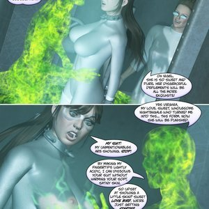 Musk of the Mynx - Issue 1-21 PornComix HIP Comix 169