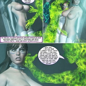 Musk of the Mynx - Issue 1-21 PornComix HIP Comix 170
