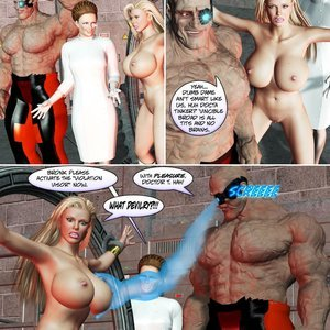 Musk of the Mynx - Issue 1-21 PornComix HIP Comix 183