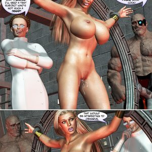 Musk of the Mynx - Issue 1-21 PornComix HIP Comix 187