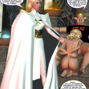 Musk of the Mynx - Issue 1-21 PornComix HIP Comix 196