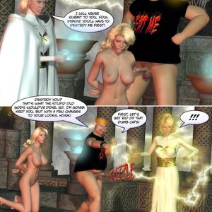 Musk of the Mynx - Issue 1-21 PornComix HIP Comix 197