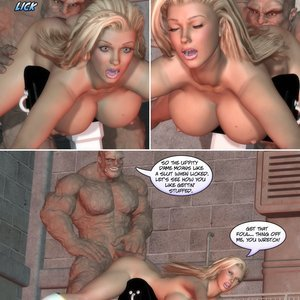 Musk of the Mynx - Issue 1-21 PornComix HIP Comix 203