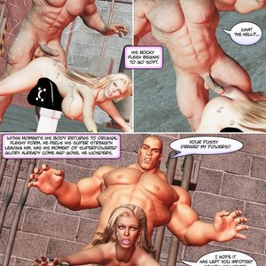 Musk of the Mynx - Issue 1-21 PornComix HIP Comix 206