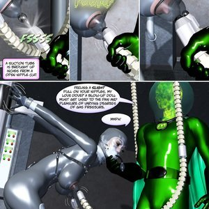 Musk of the Mynx - Issue 1-21 PornComix HIP Comix 207