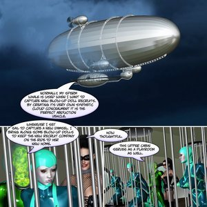 Musk of the Mynx - Issue 1-21 PornComix HIP Comix 211