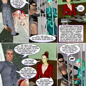 Musk of the Mynx - Issue 1-21 PornComix HIP Comix 219