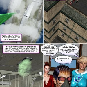 Musk of the Mynx - Issue 1-21 PornComix HIP Comix 225