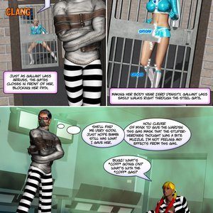 Musk of the Mynx - Issue 1-21 PornComix HIP Comix 228