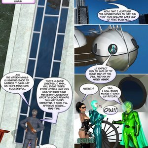 Musk of the Mynx - Issue 1-21 PornComix HIP Comix 232