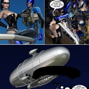 Musk of the Mynx - Issue 1-21 PornComix HIP Comix 236