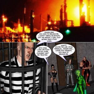Musk of the Mynx - Issue 1-21 PornComix HIP Comix 237