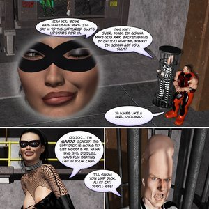 Musk of the Mynx - Issue 1-21 PornComix HIP Comix 238
