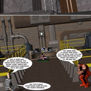 Musk of the Mynx - Issue 1-21 PornComix HIP Comix 244