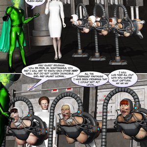 Musk of the Mynx - Issue 1-21 PornComix HIP Comix 247