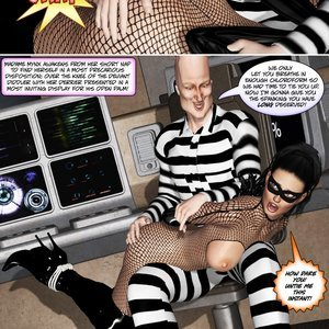 Musk of the Mynx - Issue 1-21 PornComix HIP Comix 252
