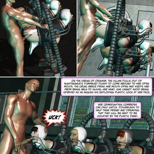 Musk of the Mynx - Issue 1-21 PornComix HIP Comix 269