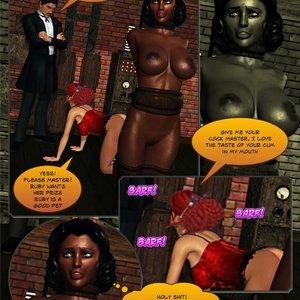 Princess Puma - Issue 1-6 Cartoon Porn Comic