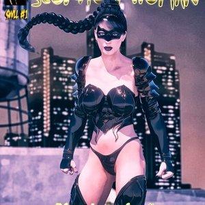 Porn Comics - Scorpion Woman – Laugh or Lust – Issue 1-3 Cartoon Porn Comic