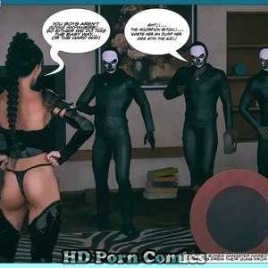 Scorpion Woman - Laugh or Lust - Issue 16-31 Cartoon Comic HIP Comix 031