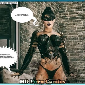 Scorpion Woman - Laugh or Lust - Issue 16-31 Cartoon Comic HIP Comix 112