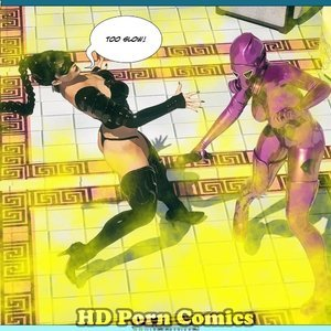 Scorpion Woman - Laugh or Lust - Issue 16-31 Cartoon Comic HIP Comix 118