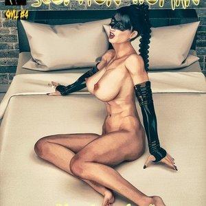 Porn Comics - Scorpion Woman – Laugh or Lust – Issue 4-9 Cartoon Porn Comic