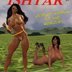 The Adventures of Ishtar - Issue 1-9 PornComix HIP Comix 107