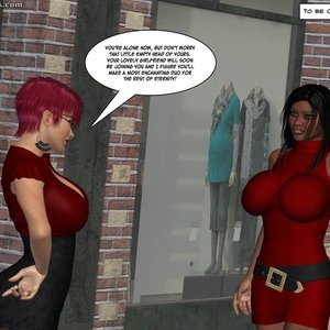 The Knockouts - Issue 1-26 Cartoon Comic HIP Comix 063