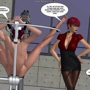 The Knockouts - Issue 1-26 Cartoon Comic HIP Comix 070