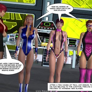 The Knockouts - Issue 1-26 Cartoon Comic HIP Comix 082