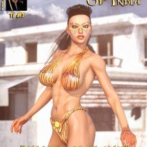 Porn Comics - 1-Tigress of India – Return of the Mahar – Issue 1-13 Porn Comic