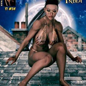 Porn Comics - 2-Tigress of India – Menace of the Mahar – Issue 1-6 Porn Comic