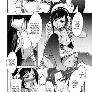 Kangoku Senkan Anthology Cartoon Porn Comic Hentai Manga 006