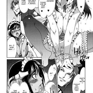 Kangoku Senkan Anthology Cartoon Porn Comic Hentai Manga 013