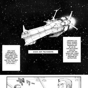 Kangoku Senkan Anthology Cartoon Porn Comic Hentai Manga 036