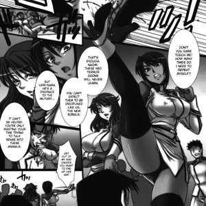 Kangoku Senkan Anthology Cartoon Porn Comic Hentai Manga 052