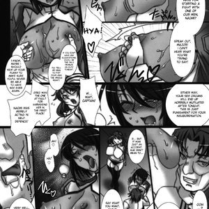 Kangoku Senkan Anthology Cartoon Porn Comic Hentai Manga 055