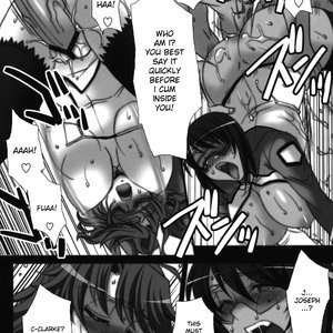 Kangoku Senkan Anthology Cartoon Porn Comic Hentai Manga 059