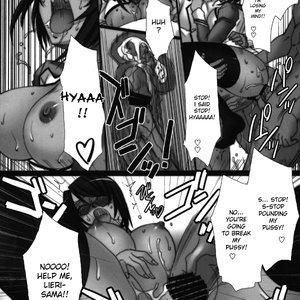 Kangoku Senkan Anthology Cartoon Porn Comic Hentai Manga 063