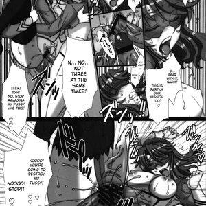 Kangoku Senkan Anthology Cartoon Porn Comic Hentai Manga 064