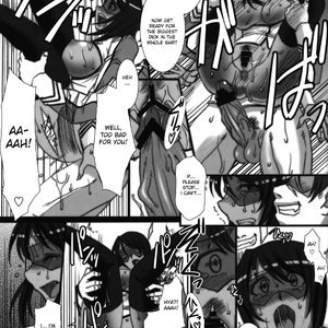 Kangoku Senkan Anthology Cartoon Porn Comic Hentai Manga 066