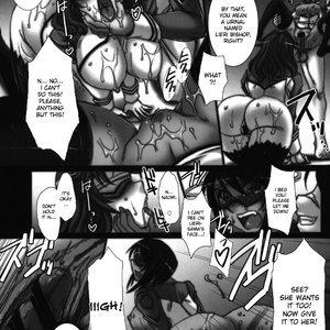 Kangoku Senkan Anthology Cartoon Porn Comic Hentai Manga 067