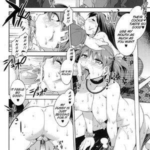 Maria-sama ga Miteru Baishun - Issue 5 Cartoon Comic Hentai Manga 010