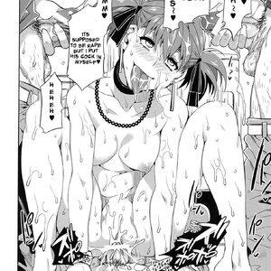 Maria-sama ga Miteru Baishun - Issue 5 Cartoon Comic Hentai Manga 014