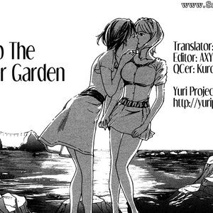 To The Flower Garden Cartoon Comic